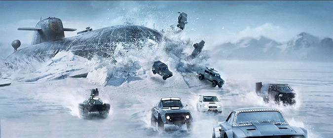 Paramount sets Fate of the Furious for Blu-ray, DVD & 4K on 6/27, but an Extended Cut is Digital-only