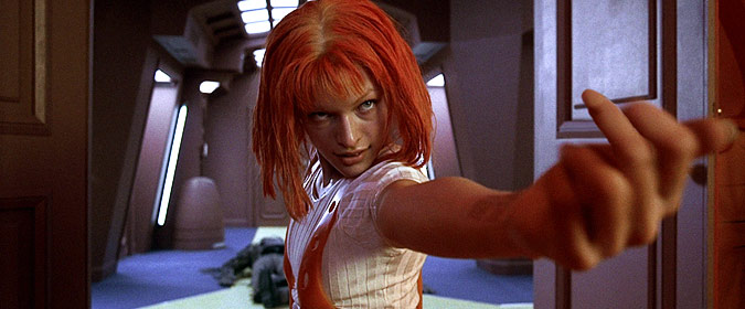 Sony sets the Luc Besson classics The Fifth Element & Léon: The Professional for 4K Ultra HD release on 7/11