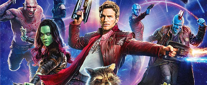 Disney makes James Gunn's Guardians of the Galaxy Vol. 2 official for Blu-ray, 3D & 4K Ultra HD on 8/22