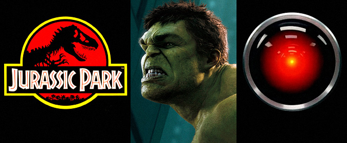 MAJOR 4K Ultra HD catalog news, including Jurassic Park, The Patriot, Incredible Hulk & more