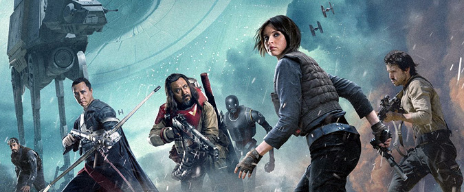 Bill reviews Disney & Lucasfilm's Rogue One Blu-ray, a reference A/V experience with really disappointing extras
