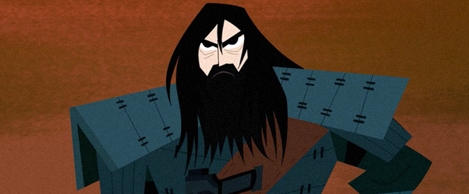 Warner and Adult Swim announce a Samurai Jack: Complete Series Blu-ray box with all 62 episodes in full HD