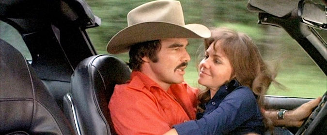 Michael Coate celebrates Smokey and the Bandit on the film's 40th anniversary too