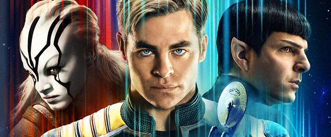 Now it's official: Paramount sets Star Trek Beyond for Blu-ray, Blu-ray 3D, DVD & 4K on 11/1