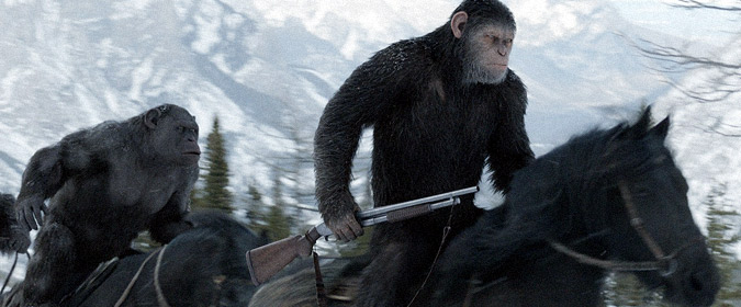 20th Century Fox sets War for the Planet of the Apes for Blu-ray, 3D, DVD & 4K Ultra HD release on 10/24