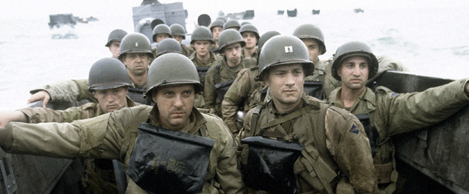 Paramount sets Steven Spielberg's Saving Private Ryan: 20th Anniversary Edition for 4K Ultra HD on 5/8