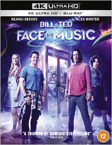 Bill & Ted Face the Music (4K Ultra HD)