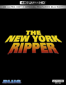 The New York Ripper (4K UHD Disc)