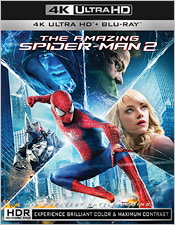 The Amazing Spider-Man 2 (4K UHD Blu-ray)