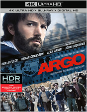 Argo (4K Ultra HD Blu-ray Disc)