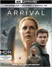 Arrival (4K Ultra HD Blu-ray)