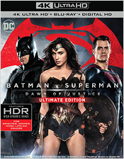 Batman v Superman: Dawn of Justice (4K Ultra HD Blu-ray)
