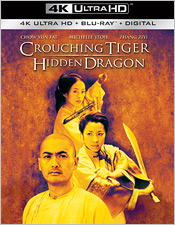 Crouching Tiger, Hidden Dragon (4K Ultra HD Blu-ray)