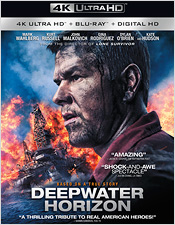 Deepwater Horizon (4K Ultra HD Blu-ray)
