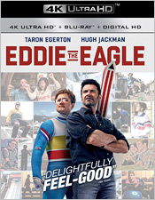 Eddie the Eagle (4K Ultra HD Blu-ray)