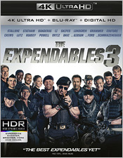 The Expendables 3 (4K UHD Blu-ray)