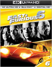 Fast & Furious 6 (4K Ultra HD Blu-ray)