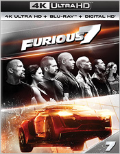 Furious 7 (4K Ultra HD Blu-ray)