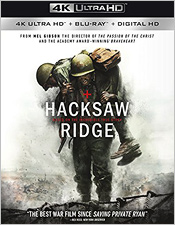 Hacksaw Ridge (4K Ultra HD Blu-ray)