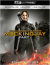 The Hunger Games: Mockingjay, Part 1 (4K Ultra HD Blu-ray)