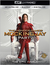 The Hunger Games: Mockingjay, Part 2 (4K Ultra HD Blu-ray)