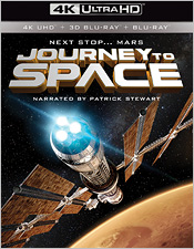 Journey to Space (4K UHD Blu-ray)