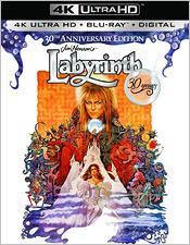 Labyrinth: 30th Anniversary Edition (4K Ultra HD Blu-ray)