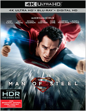 Man of Steel (4K Ultra HD Blu-ray Disc)