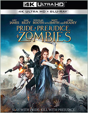 Pride and Prejudice and Zombies (4K Ultra HD Blu-ray)
