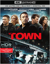 The Town (4K Ultra HD Blu-ray)