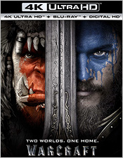 Warcraft (4K Ultra HD Blu-ray)