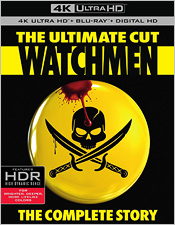 Watchmen: The Ultimate Cut (4K Ultra HD Blu-ray)