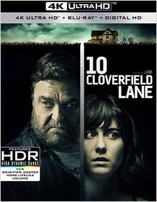 10 Cloverfield Lane (4K Ultra HD Blu-ray)