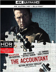 The Accountant (4K UHD)