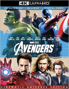 The Avengers (4K Ultra HD)