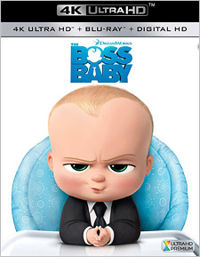 Boss Baby (4K Ultra HD Blu-ray)
