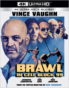 Brawl in Cell Block 99 (4K Ultra HD Blu-ray)