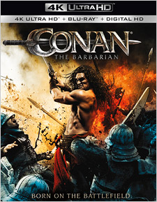 Conan the Barbarian (4K Ultra HD Blu-ray)