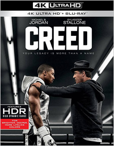 Creed (4K Ultra HD Blu-ray)