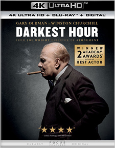 Darkest Hour (4K Ultra HD Blu-ray)