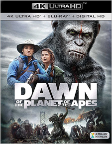 Dawn of the Planet of the Apes (4K Ultra HD Blu-ray)