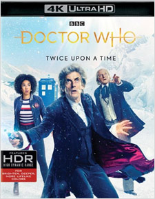 Doctor Who: Twice Upon a Time (4K Ultra HD)