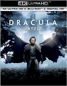 Dracula Untold (4K Ultra HD Blu-ray)