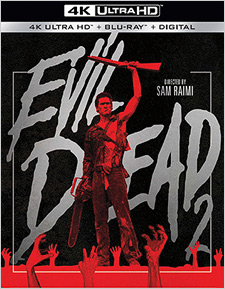 The Evil Dead 2 (4K Ultra HD)