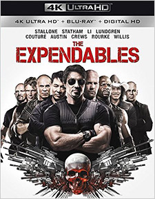 The Expendables (4K Ultra HD Blu-ray)
