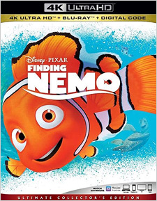 Finding Nemo (4K Ultra HD)