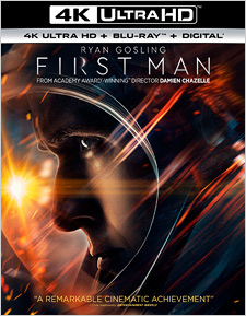 First Man (4K Ultra HD)