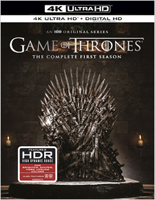 Game of Thrones: Season One (4K Ultra HD Blu-ray)