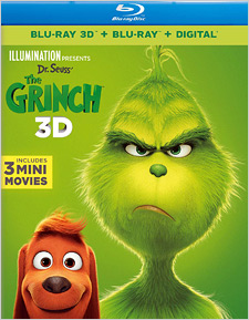 Dr. Seuss' The Grinch (Blu-ray 3D)