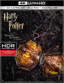 Harry Potter and the Deathly Hallows – Part 1 (4K Ultra HD)